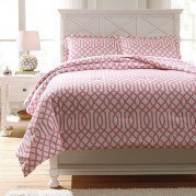 Loomis Pink Youth Comforter Set