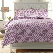 Loomis Lavender Youth Comforter Set