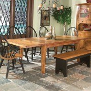 Rustic Traditions Leg Table