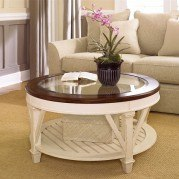 Promenade Round Occasional Table Set