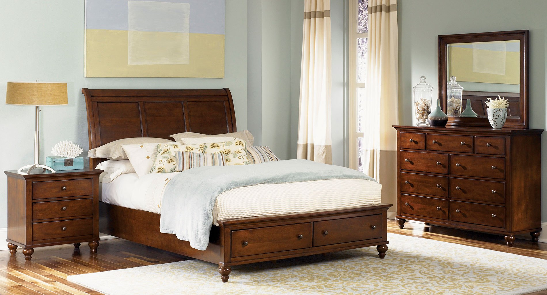 hamilton bedroom set hamilton storage bedroom set liberty furniture 11765