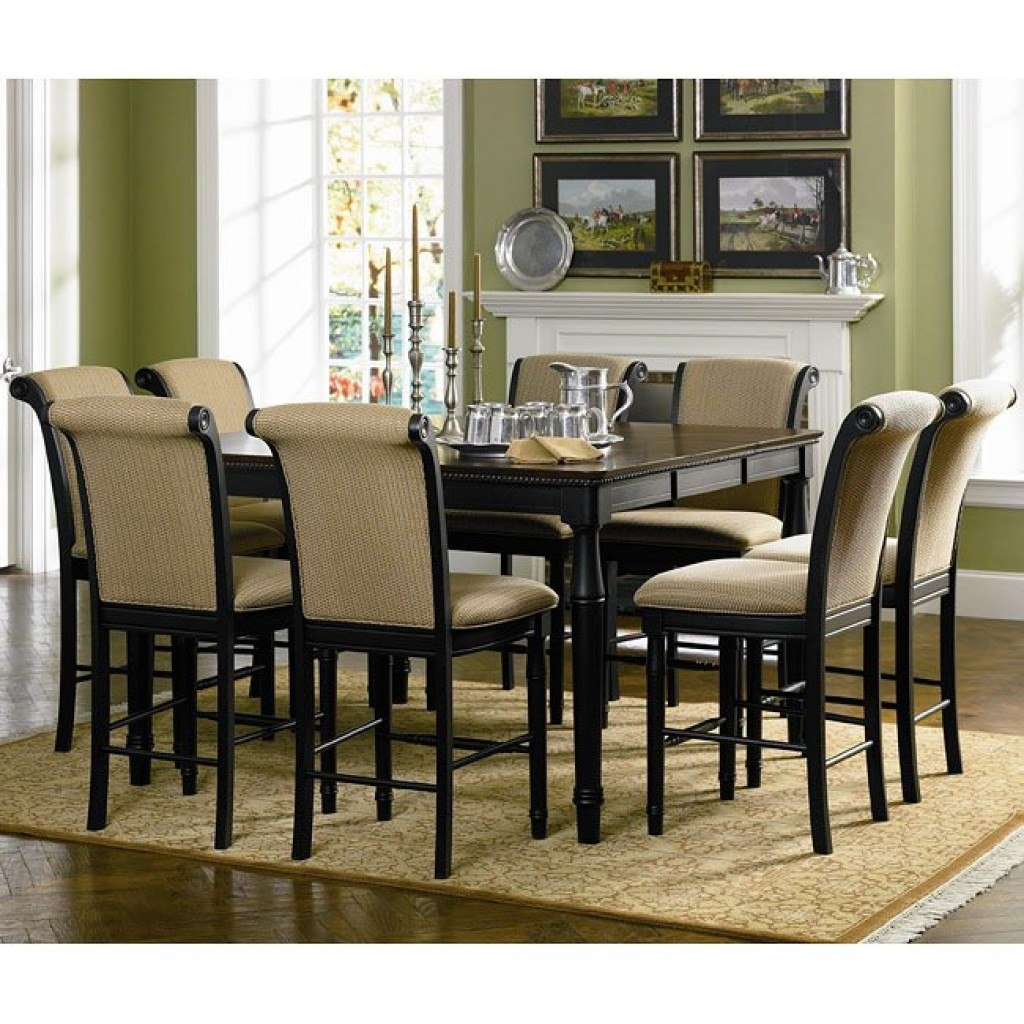 Cabrillo counter height dining room set coaster furniture