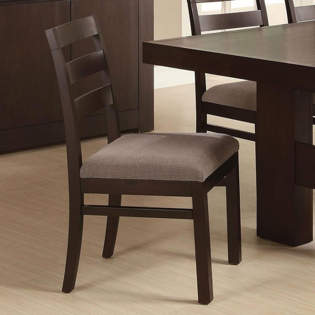 Dabny Cappuccino Dining Room Set Coaster Furniture