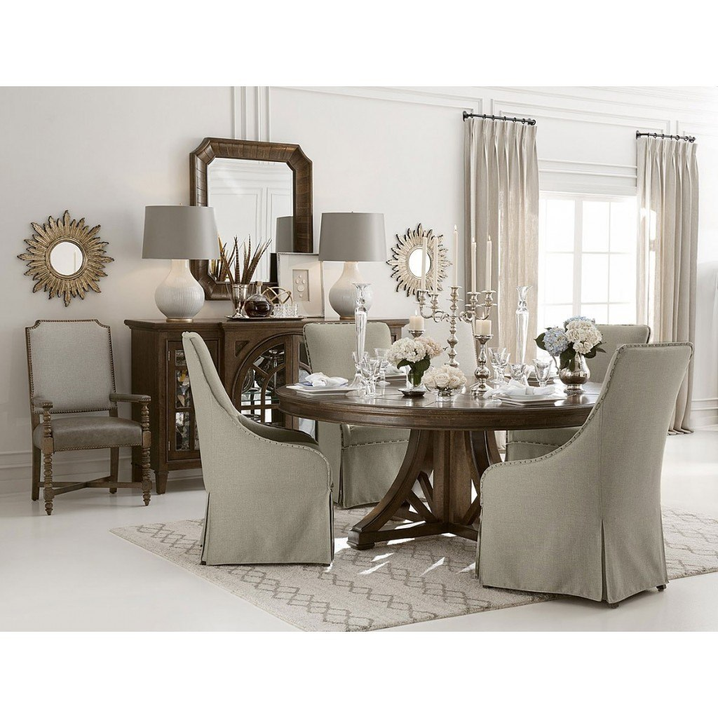 American Chapter Bridlewood 60 Inch Dining Room Set ART Furniture ...