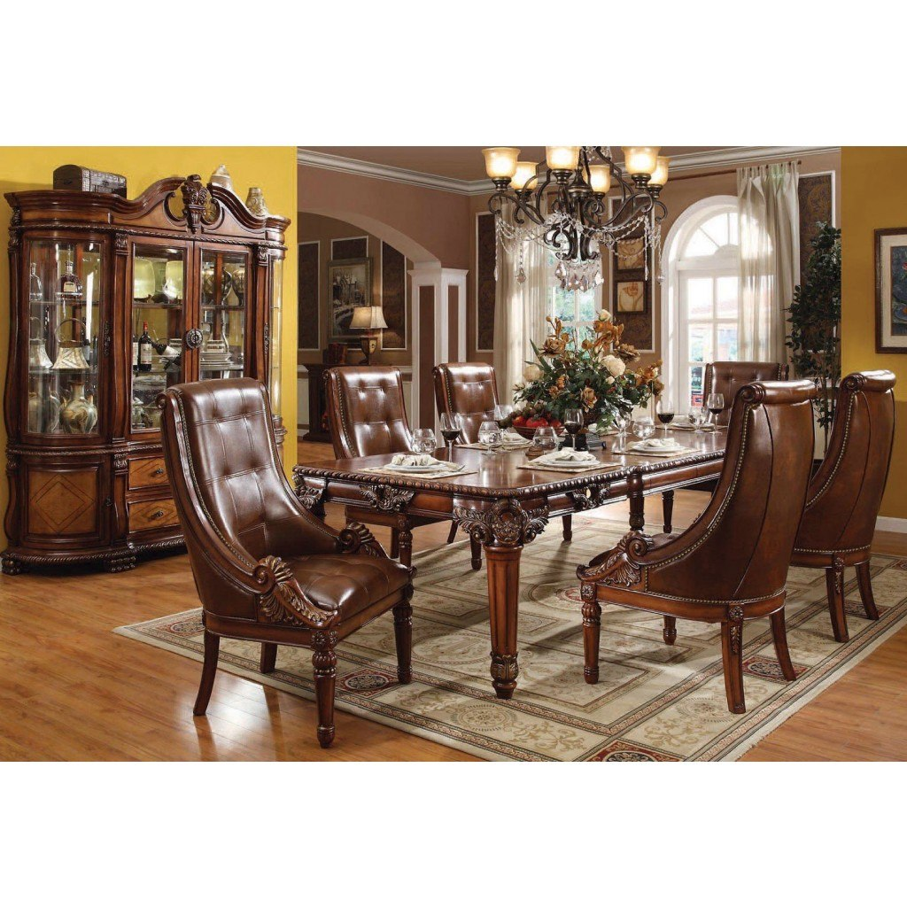 Winfred Dining Room Set Acme Furniture