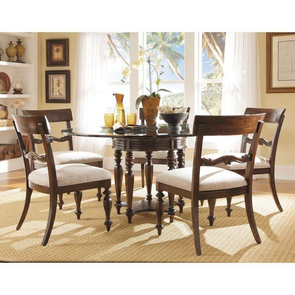 Moonlight Bay 60 Inch Dining Room Set Kincaid Furniture | Furniture Cart