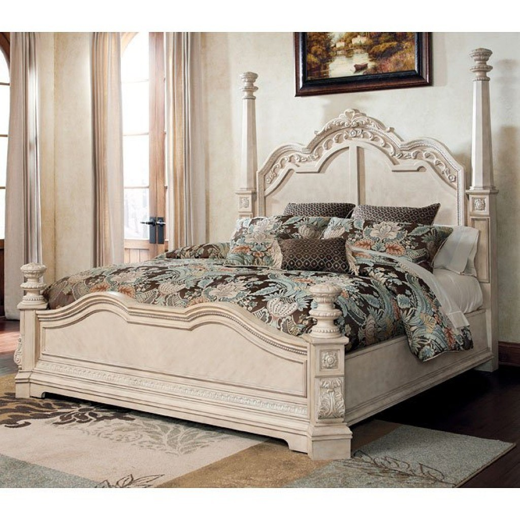 Ortanique Poster Bedroom Set Signature Design Furniture Cart