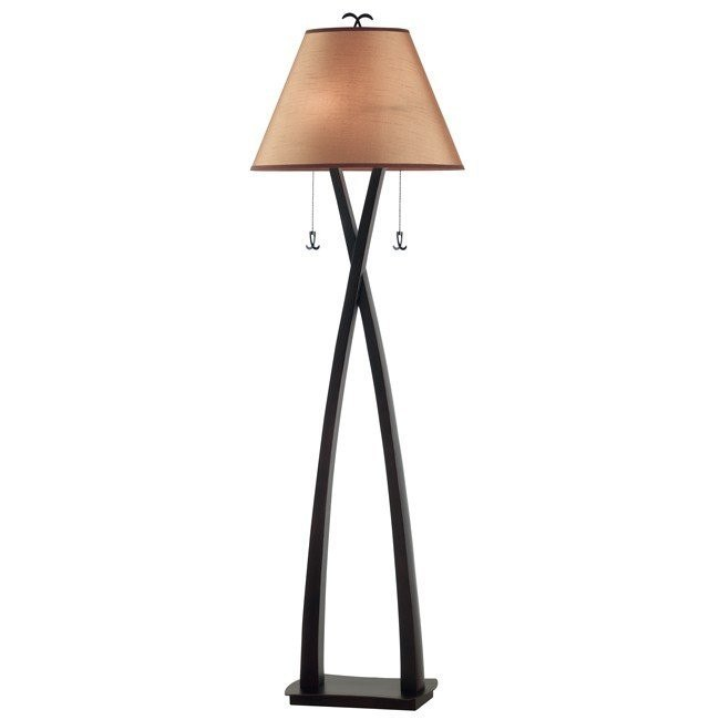 Wright Floor Lamp (Oil Rubbed Bronze)