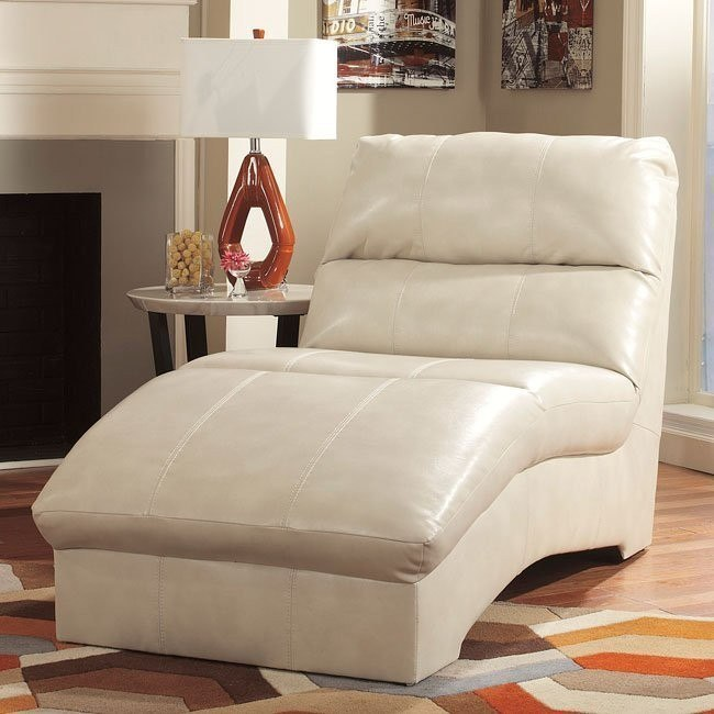 Paulie DuraBlend Taupe Chaise