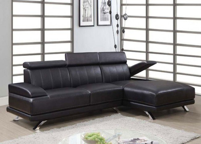 Julius Right Chaise Sectional