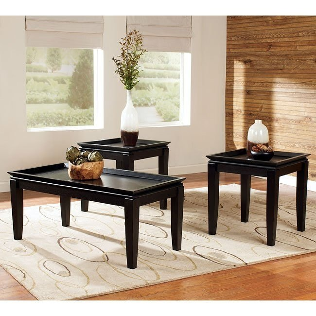 Delormy 3-in-1 Occasional Table Set