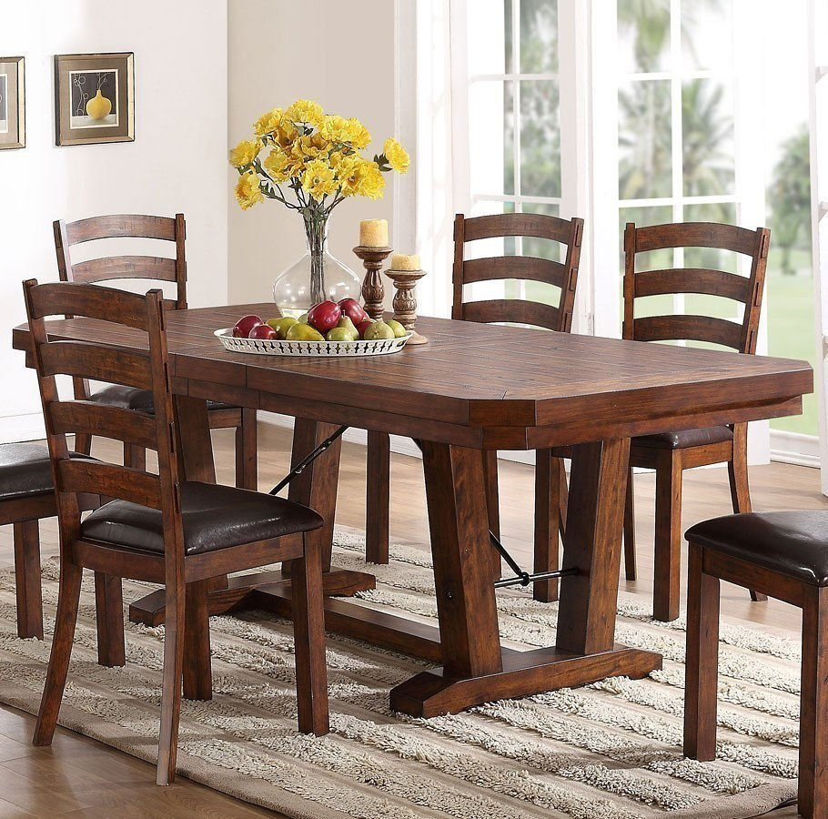 Lanesboro Dining Table New Classic Furniture