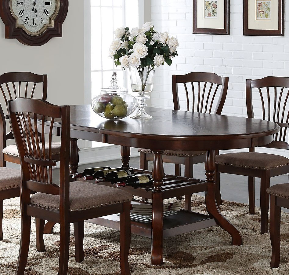 Bixby Dining Table New Classic Furniture