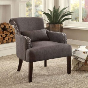 Reedley Accent Chair (Chocolate)