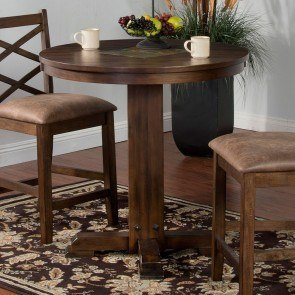 Savannah Adjustable Height Pub Table