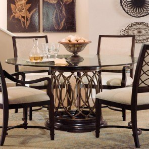 Intrigue Round Dining Table