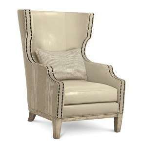 Ventura Madison Natural Wing Chair