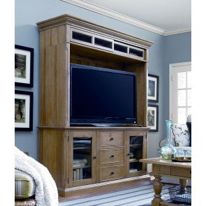 Down Home Entertainment Center (Oatmeal)