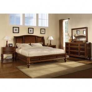 Brendon Sleigh Bedroom Set