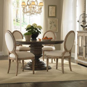Daphne Dining Room Set w/ Anthousa Chairs