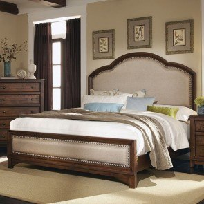Laughton Upholstered Bed