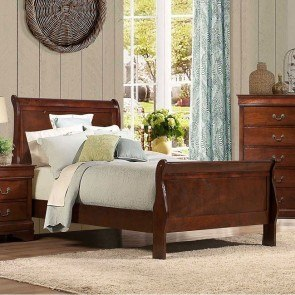 Mayville Youth Sleigh Bed