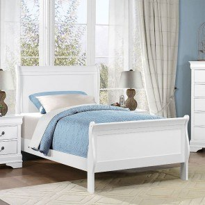 Mayville Youth Bed (White)