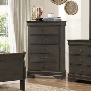 Mayville Chest (Stained Grey)