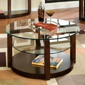 Coronado Cocktail Table w/ Casters