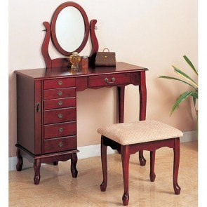 Traditional Vanity Set
