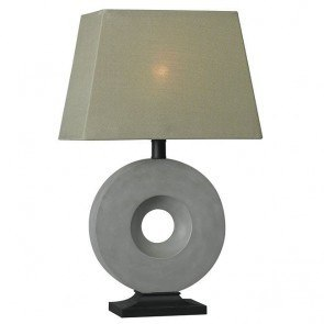 Neolith Outdoor Table Lamp (Concrete)