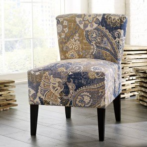 Ravity Accent Chair (Denim)