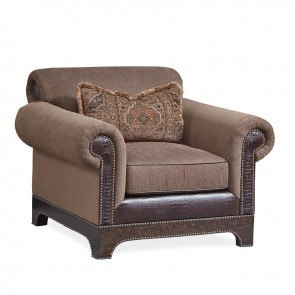 Collection One Roll Arm Chair