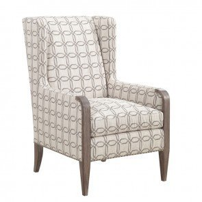 Geode Element Wing Chair