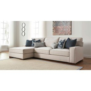 Kendleton Stone Left Chaise Sectional