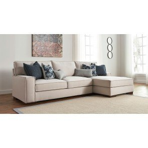 Kendleton Stone Right Chaise Sectional