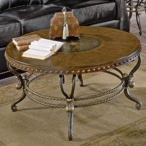 Copeland Round Cocktail Table