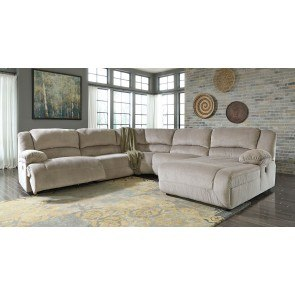 Toletta Granite Power Reclining Sectional