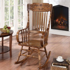 Lovely Porch Rocking Chair