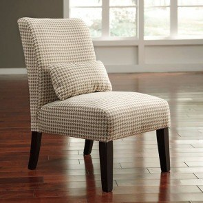 Annora Caramel Accent Chair