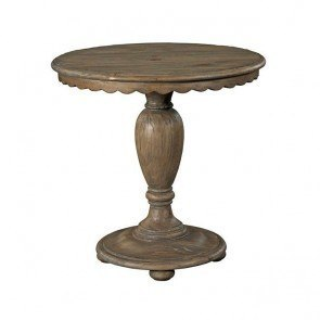 Weatherford Accent Table (Grey Heather)