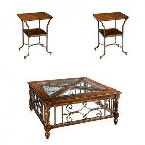 Rue de Bac Square Occasional Table Set