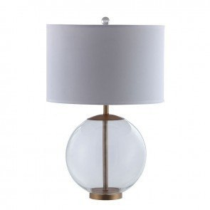 Table Lamp w/ Glass Base