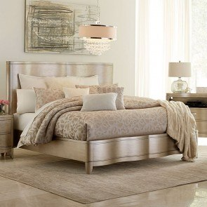 Serenade Glamour Panel Bed