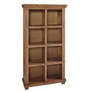 Willow 64 Inch Height Bookcase (Distressed Pine)