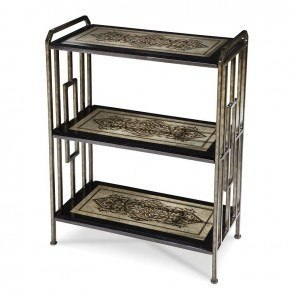 Discoveries 3-Tier Metal Etagere