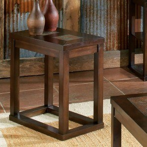 Alberto Chairside End Table