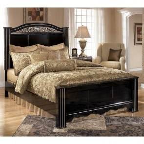 Constellations Panel Bed