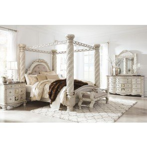 Cassimore Canopy Bedroom Set