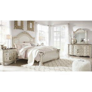 Cassimore Panel Bedroom Set